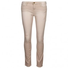 Acquaverde SCARLETT Pink Clothing cropped trousers Women 1X Trends JLXQ8288